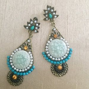 Beautiful Anthro Earrings
